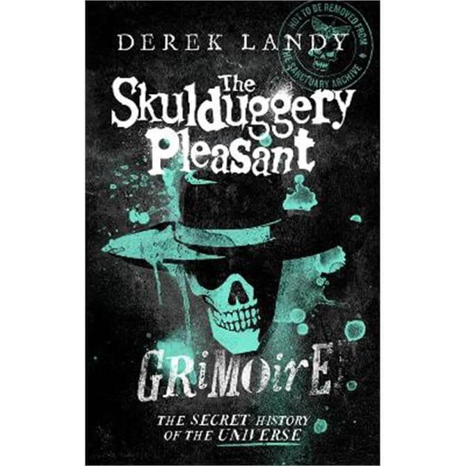The Skulduggery Pleasant Grimoire (Skulduggery Pleasant) (Hardback) - Derek Landy