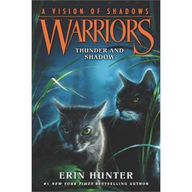 Warriors (Paperback) - Erin Hunter