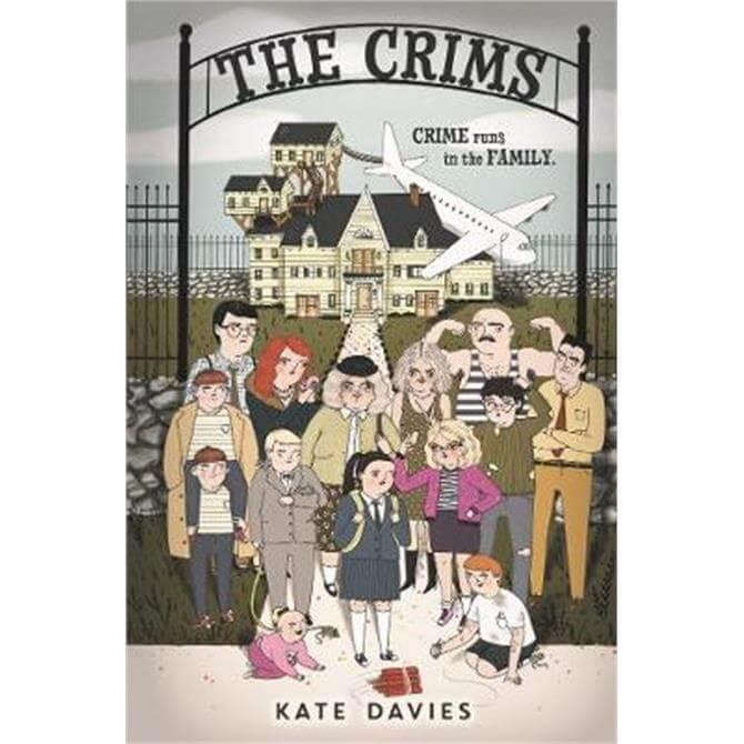 The Crims (Paperback) - Kate Davies