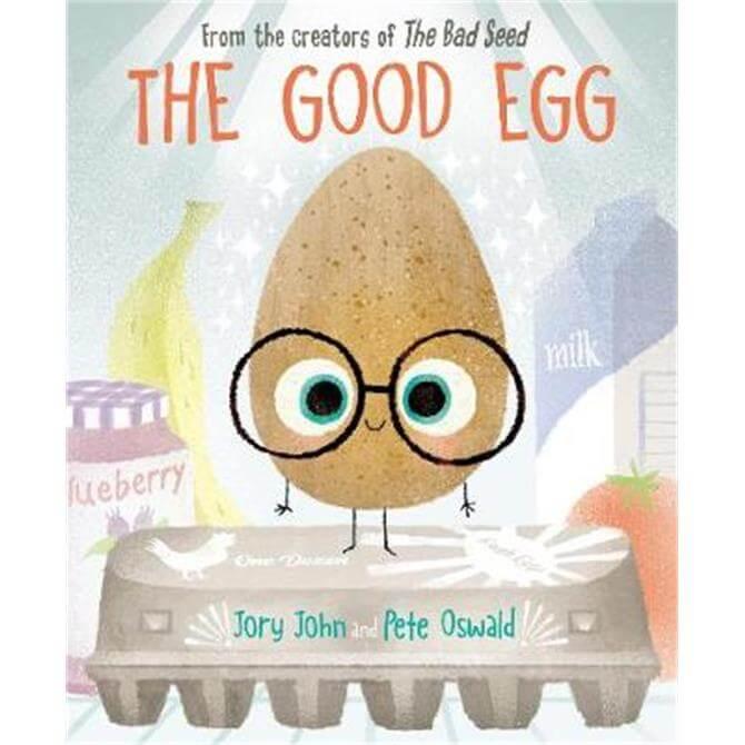 The Good Egg (Hardback) - Jory John