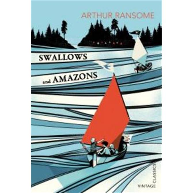 Swallows and Amazons (Paperback) - Arthur Ransome