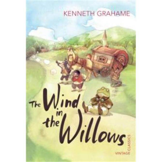 The Wind in the Willows (Paperback) - Kenneth Grahame