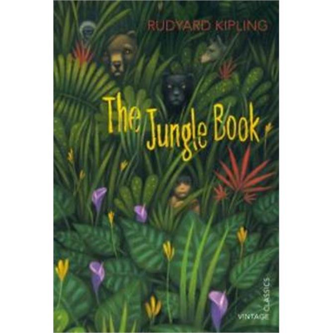 The Jungle Book (Paperback) - Rudyard Kipling