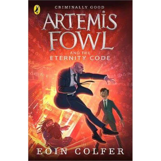Artemis Fowl and the Eternity Code (Paperback) - Eoin Colfer