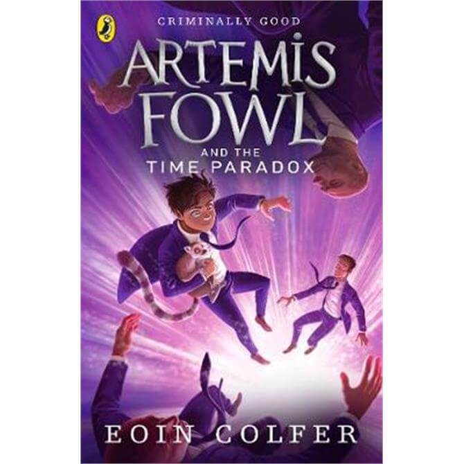 Artemis Fowl and the Time Paradox (Paperback) - Eoin Colfer
