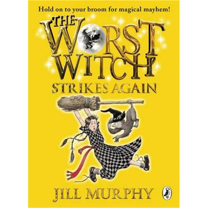 The Worst Witch Strikes Again (Paperback) - Jill Murphy