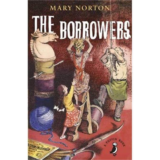 The Borrowers (Paperback) - Mary Norton