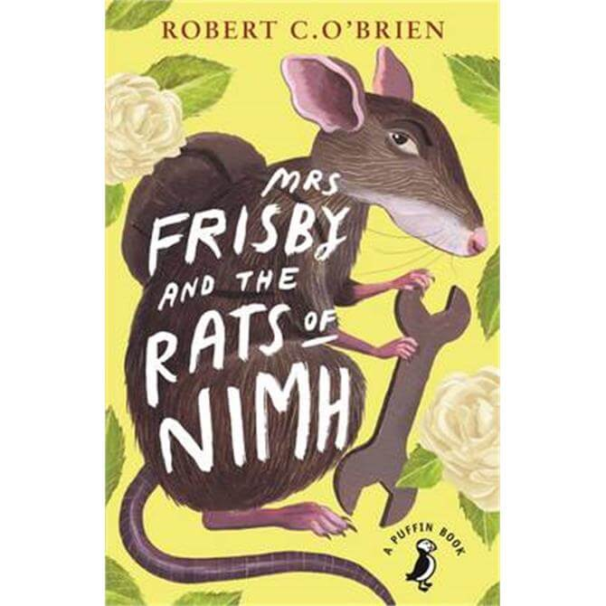 Mrs Frisby and the Rats of NIMH (Paperback) - Robert C. O'Brien