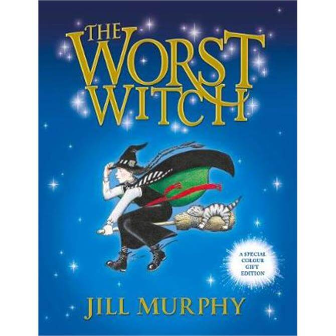 The Worst Witch (Colour Gift Edition) (Paperback) - Jill Murphy