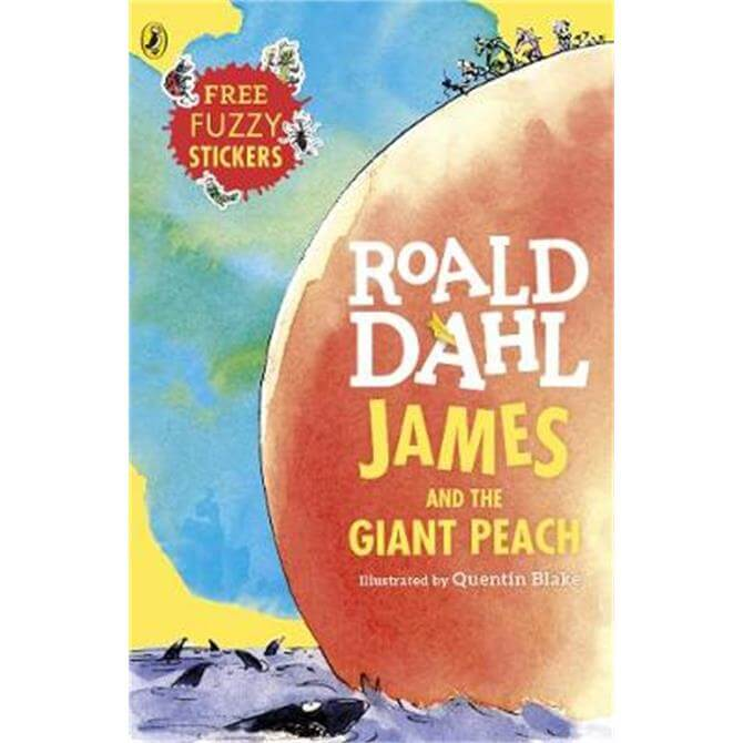James and the Giant Peach (Paperback) - Roald Dahl
