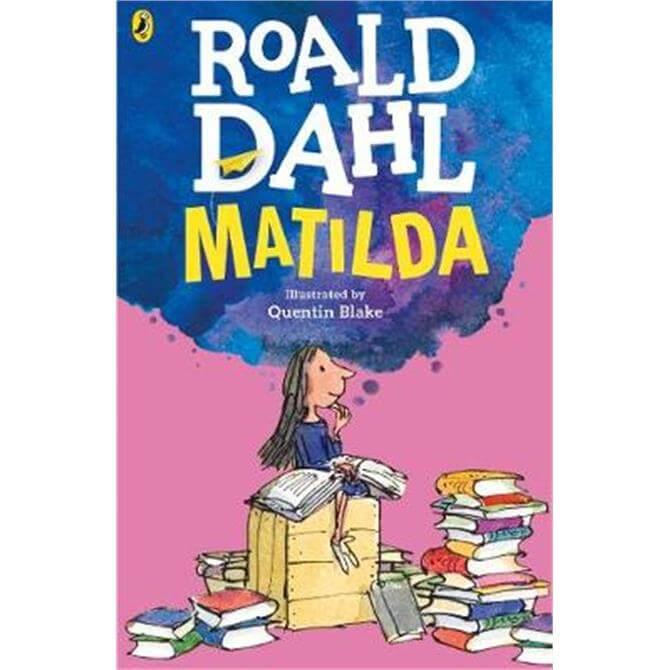 Matilda (Paperback) - Roald Dahl