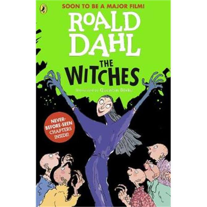 The Witches (Paperback) - Roald Dahl