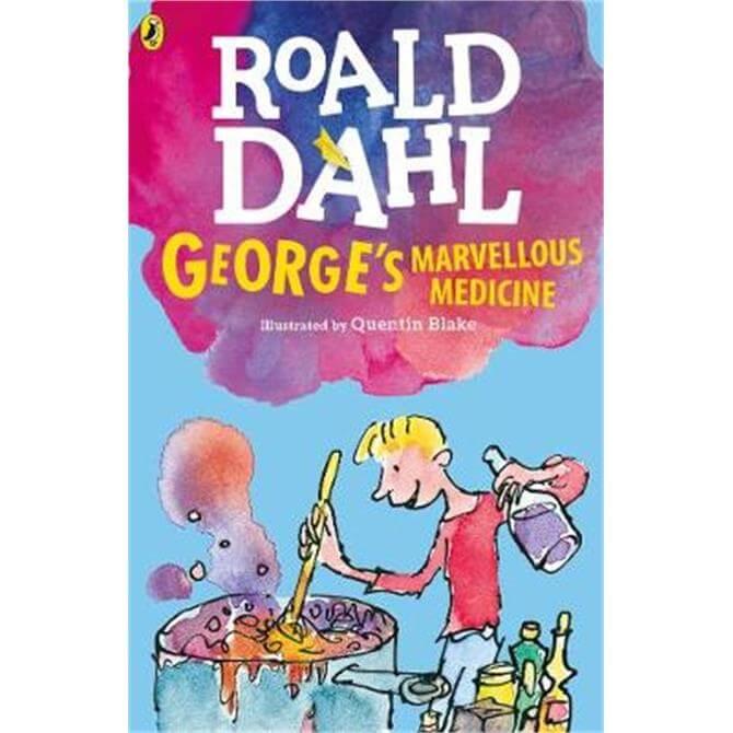 George's Marvellous Medicine (Paperback) - Roald Dahl