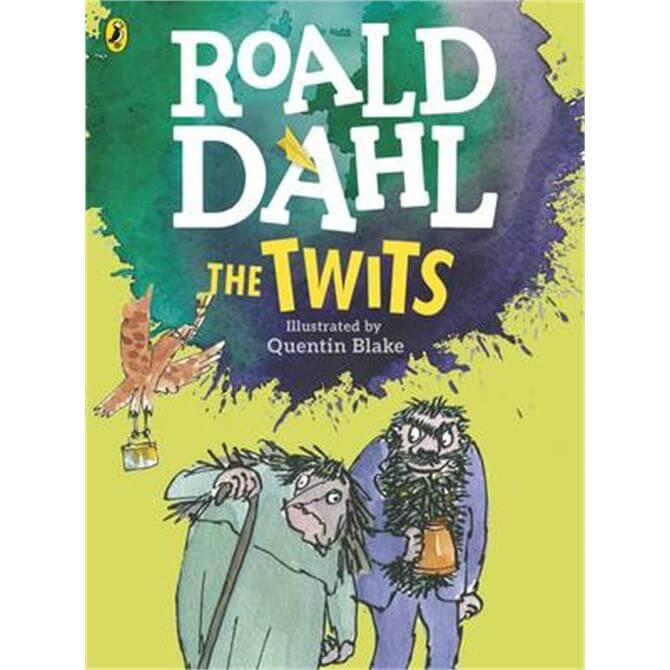 The Twits (Colour Edition) (Paperback) - Roald Dahl