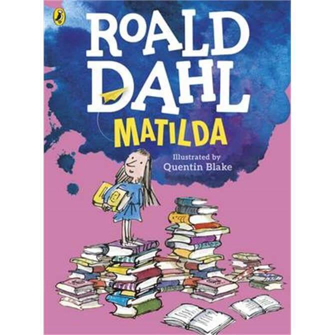 Matilda (Colour Edition) (Paperback) - Roald Dahl