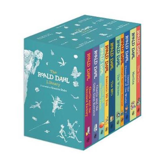 The Roald Dahl Centenary Boxed Set