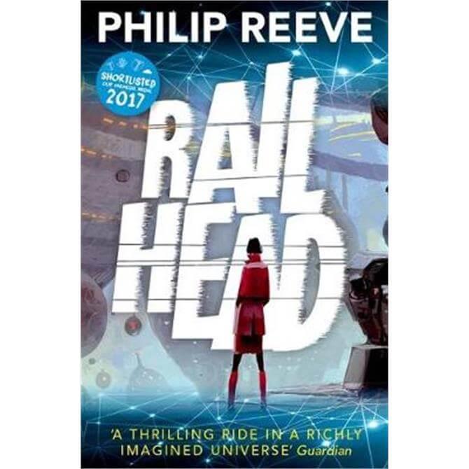 Railhead (Paperback) - Philip Reeve