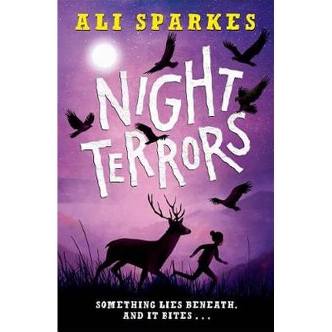 Night Terrors (Paperback) - Ali Sparkes
