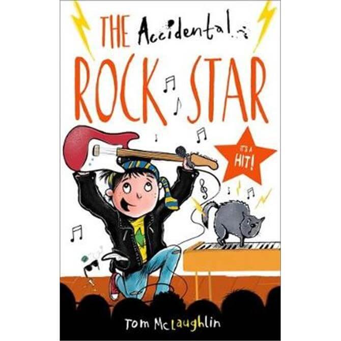 The Accidental Rock Star (Paperback) - Tom McLaughlin