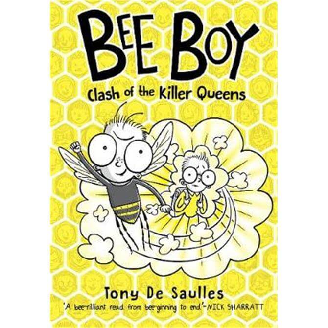 Bee Boy (Paperback) - Tony De Saulles