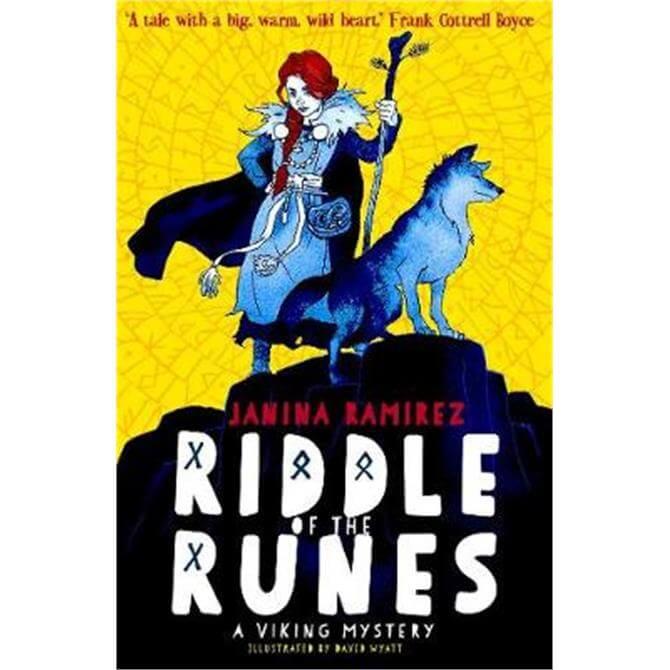 Riddle of the Runes (Paperback) - Janina Ramirez