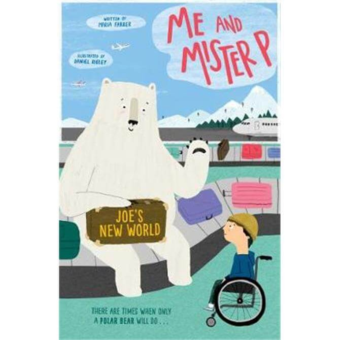 Me and Mister P (Paperback) - Maria Farrer