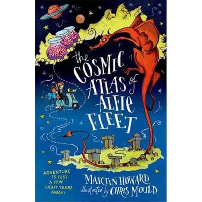 The Cosmic Atlas of Alfie Fleet (Paperback) - Martin Howard