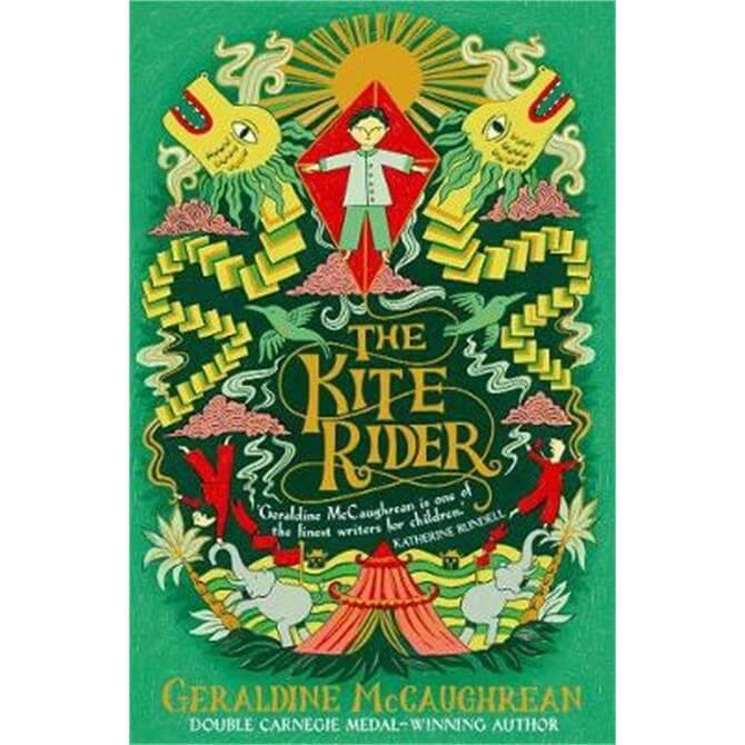 The Kite Rider (Paperback) - Geraldine McCaughrean