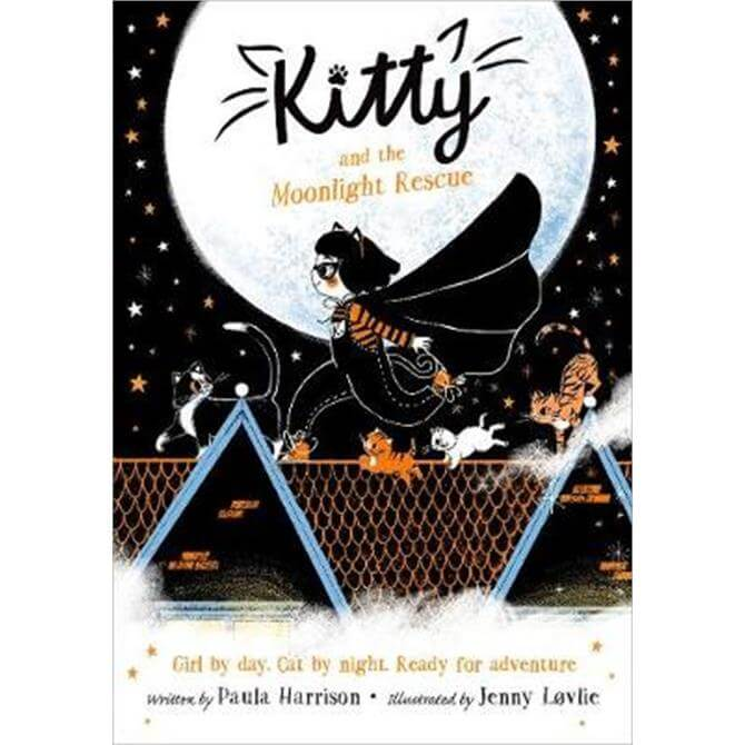Kitty and the Moonlight Rescue (Paperback) - Paula Harrison