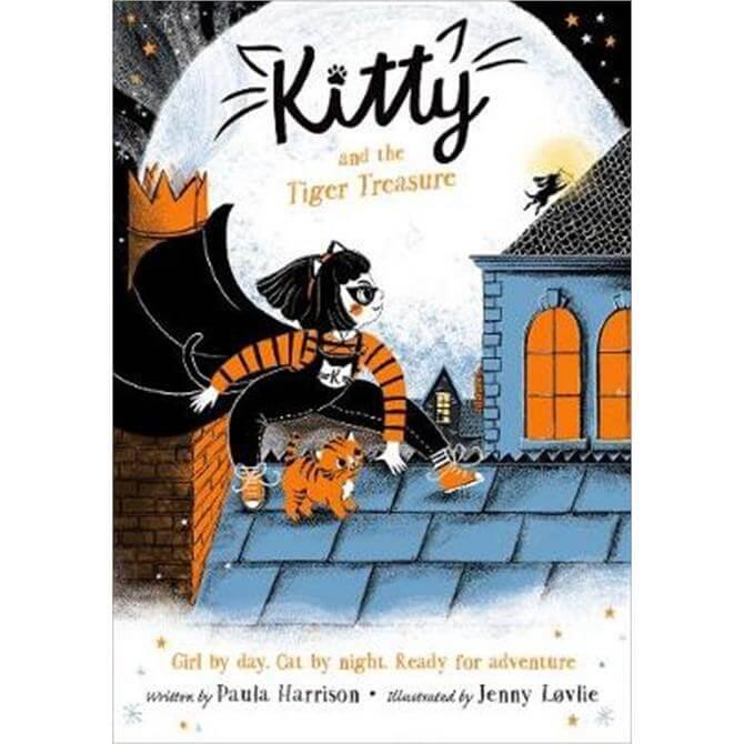 Kitty and the Tiger Treasure (Paperback) - Paula Harrison