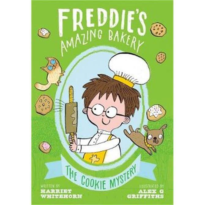 Freddie's Amazing Bakery (Paperback) - Harriet Whitehorn