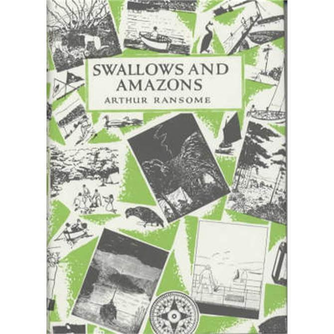 Swallows and Amazons (Hardback) - Arthur Ransome