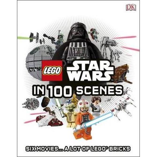 LEGO (R) Star Wars in 100 Scenes (Hardback) - DK