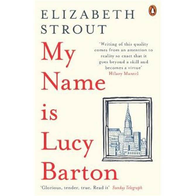 My Name Is Lucy Barton (Paperback) - Elizabeth Strout