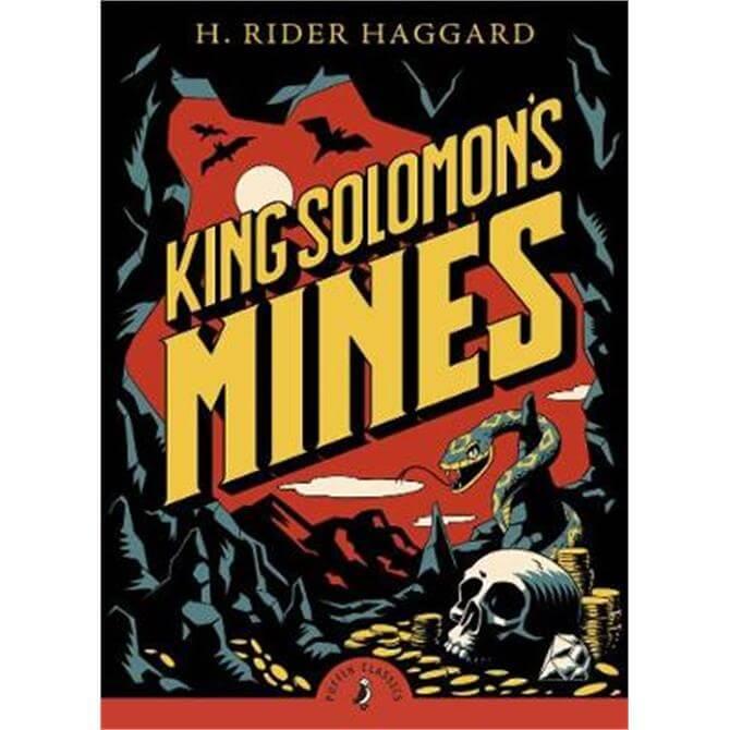 King Solomon's Mines (Paperback) - H. Rider Haggard