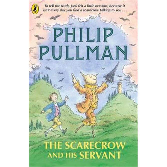 The Scarecrow and His Servant (Paperback) - Philip Pullman