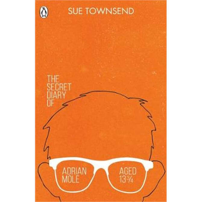 The Secret Diary of Adrian Mole Aged 13 3/4 (Paperback) - Sue Townsend