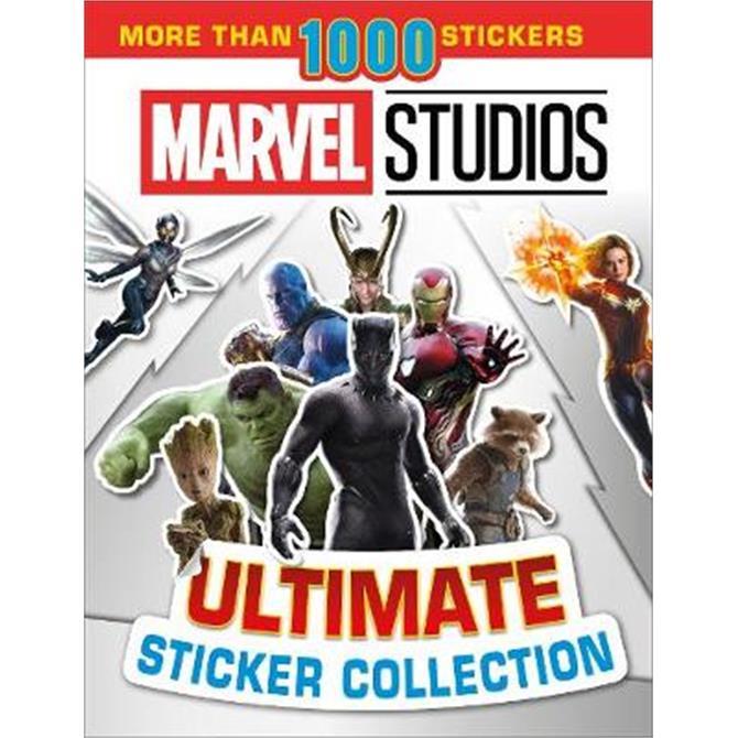 Marvel Studios Ultimate Sticker Collection (Paperback) - DK