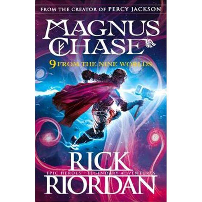 9 From the Nine Worlds (Paperback) - Rick Riordan
