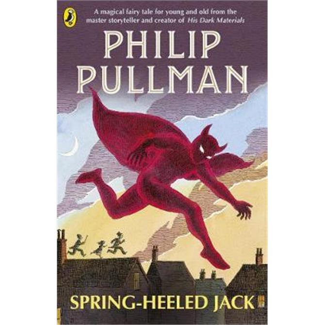 Spring-Heeled Jack (Paperback) - Philip Pullman