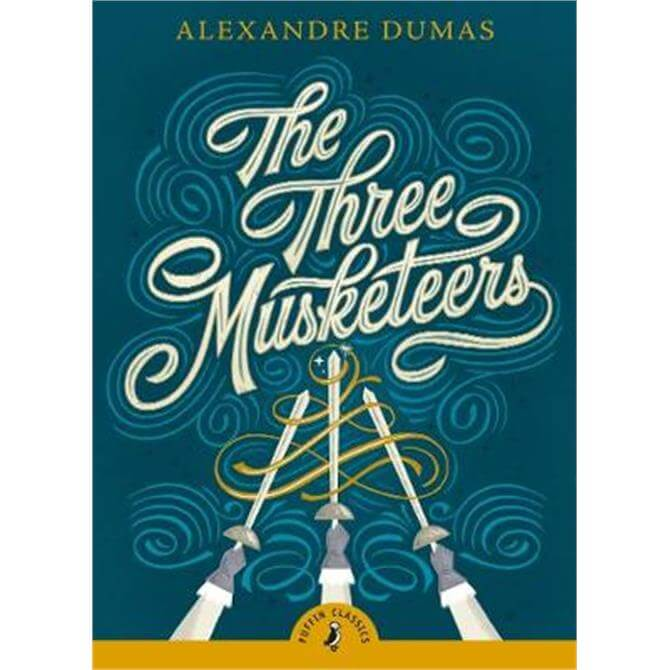 The Three Musketeers (Paperback) - Robin Waterfield