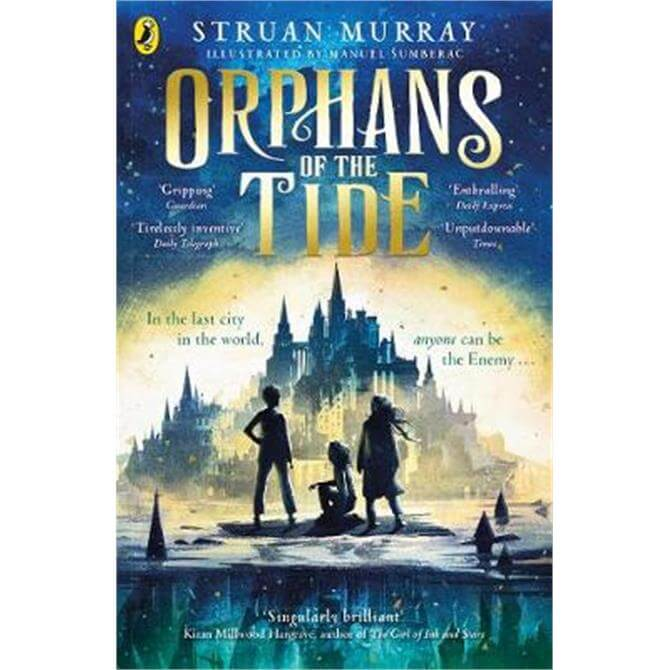 Orphans of the Tide (Paperback) - Struan Murray