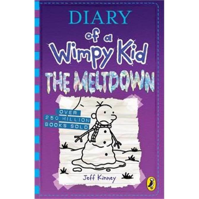 Diary of a Wimpy Kid (Paperback) - Jeff Kinney