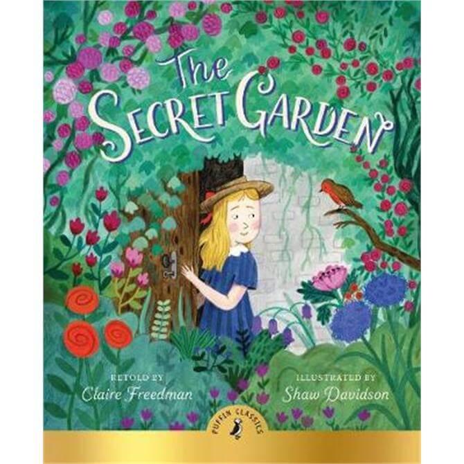 The Secret Garden (Paperback) - Claire Freedman