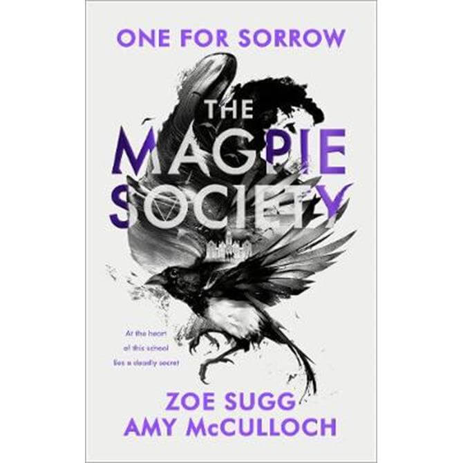 The Magpie Society (Hardback) - Amy McCulloch