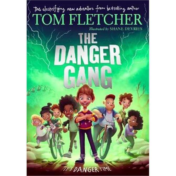The Danger Gang (Hardback) - Tom Fletcher