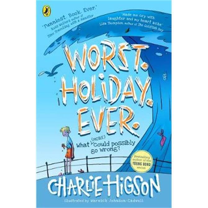 Worst. Holiday. Ever (Paperback) - Charlie Higson