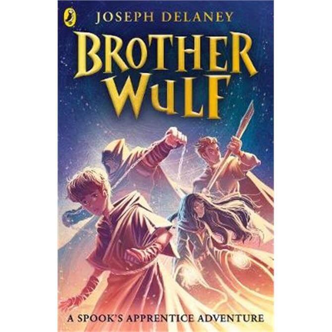 Brother Wulf (Paperback) - Joseph Delaney