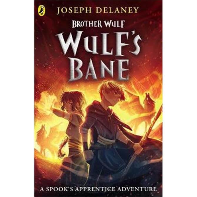Wulf's Bane (Paperback) - Joseph Delaney