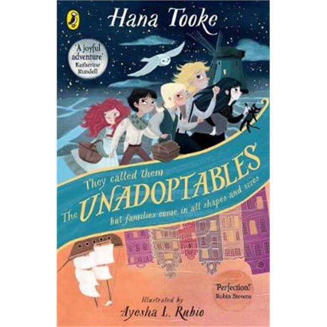 The Unadoptables (Paperback) - Hana Tooke